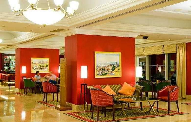 Lisbon Marriott - Hotel - 8