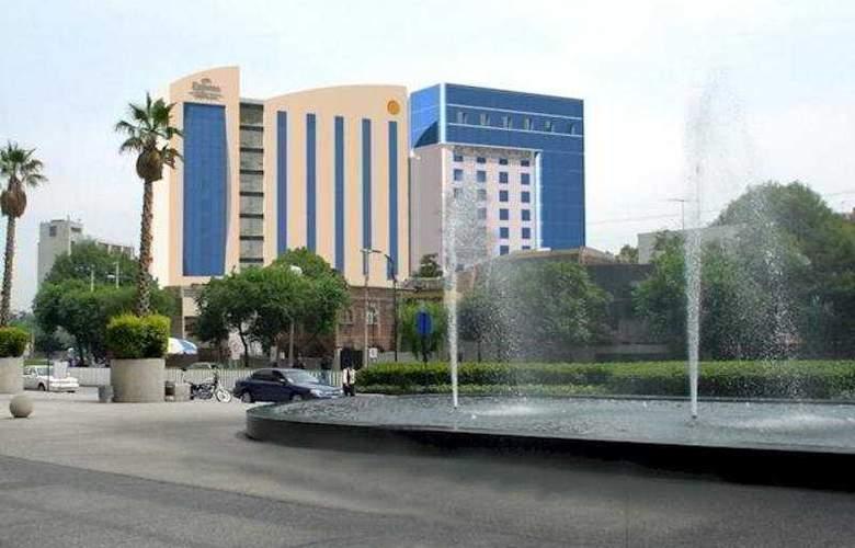 Crowne Plaza Hotel de Mexico - General - 6