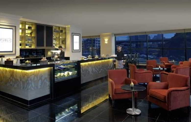 Atrium - Restaurant - 31