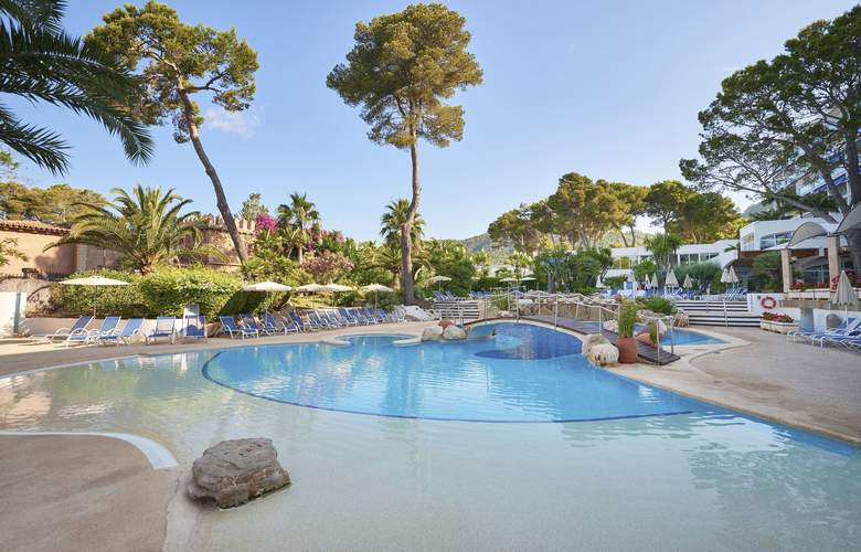 Hipotels Eurotel Punta Rotja & SPA - Pool - 17