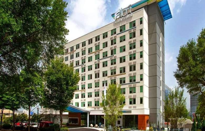 Aloft Atlanta Downtown - Hotel - 2
