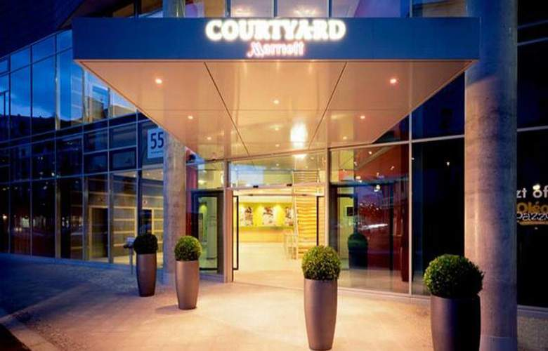 Courtyard by Marriott Berlin City Center - Hotel - 9