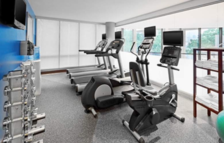 Four Points by Sheraton Long Island City/Queensboro Bridge - Sport - 3