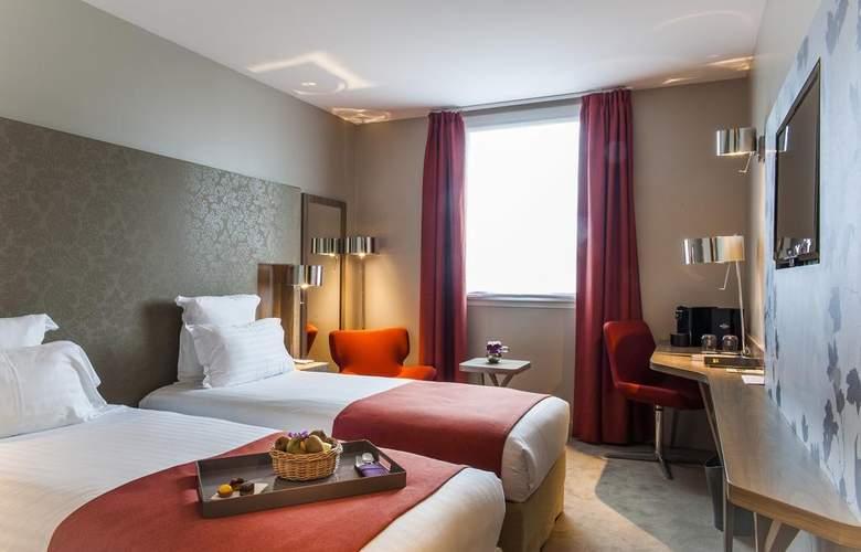 Best Western Plus Paris Velizy - Room - 8