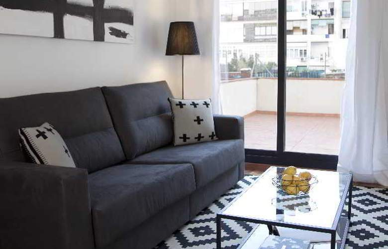 Nº130 The Streets Apartments Barcelona - Room - 16