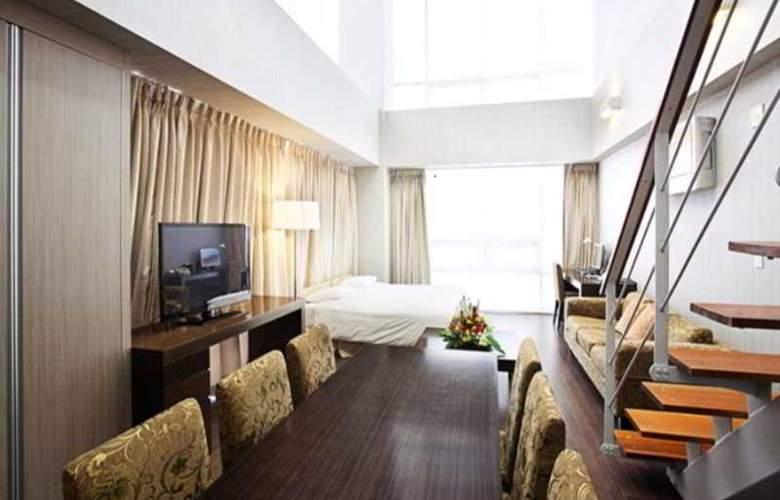 Kunoh Seacloud Hotel - Room - 9