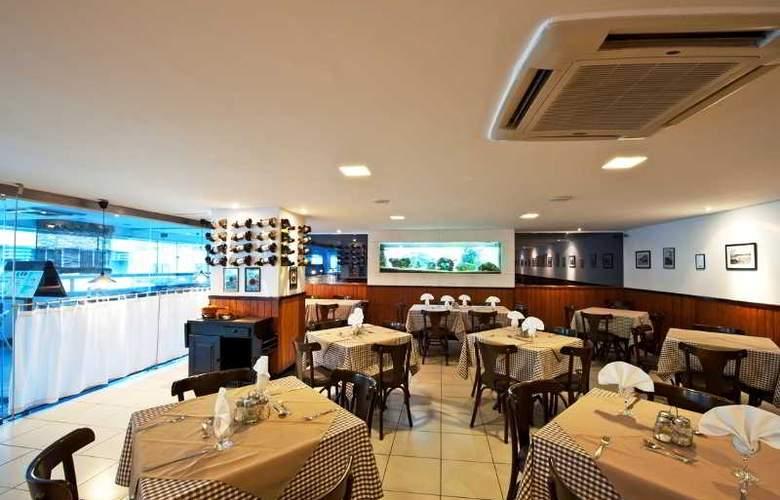 Nobile Suites Ponta Negra Beach - Restaurant - 15
