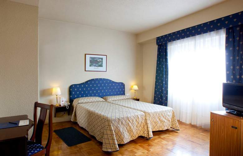 Sercotel Leyre - Room - 15