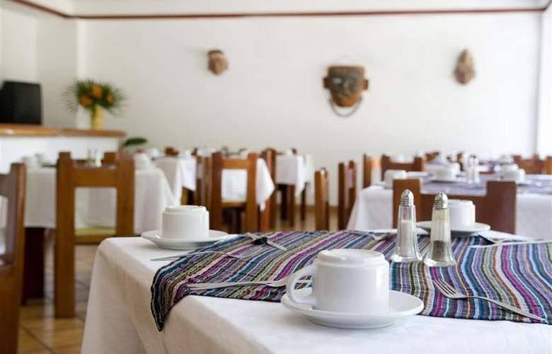 Best Western Maya Palenque - Restaurant - 22