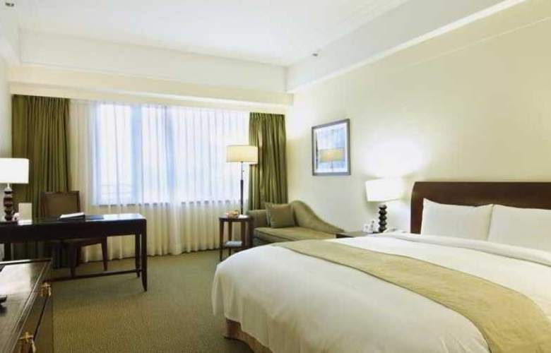 Fullon Hotel Jhongli - Room - 10