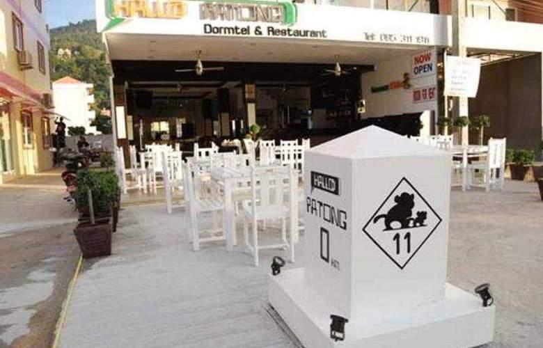 Hallo Patong Dormtel & Restaurant - Terrace - 5