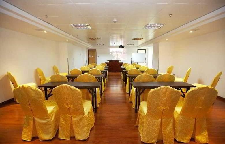 Green Tree Inn Hotel Jinhu Business Hotel - Conference - 2