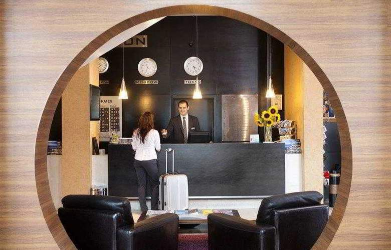 Best Western Hotel Expo - Hotel - 0