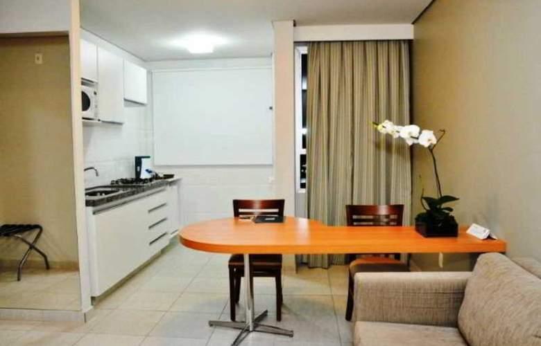 Impar Suites Cidade Nova - Room - 3
