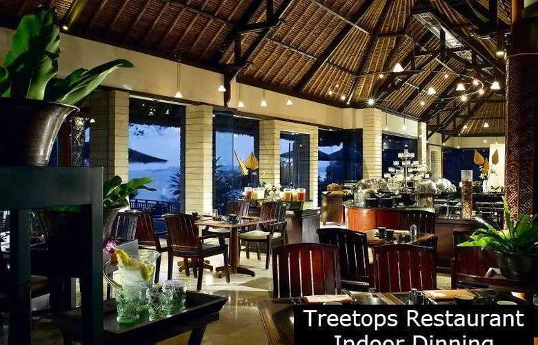 Banyan Tree Bintan - Restaurant - 5