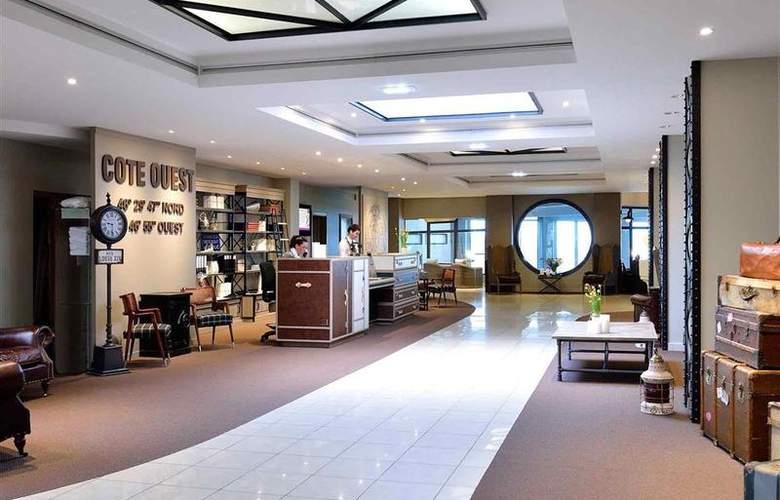 Cote Ouest Thalasso & Spa Les Sables d'Olonne - Hotel - 62