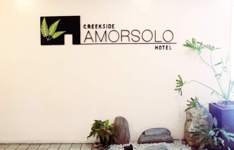 Creekside Amorsolo Hotel - Hotel - 9
