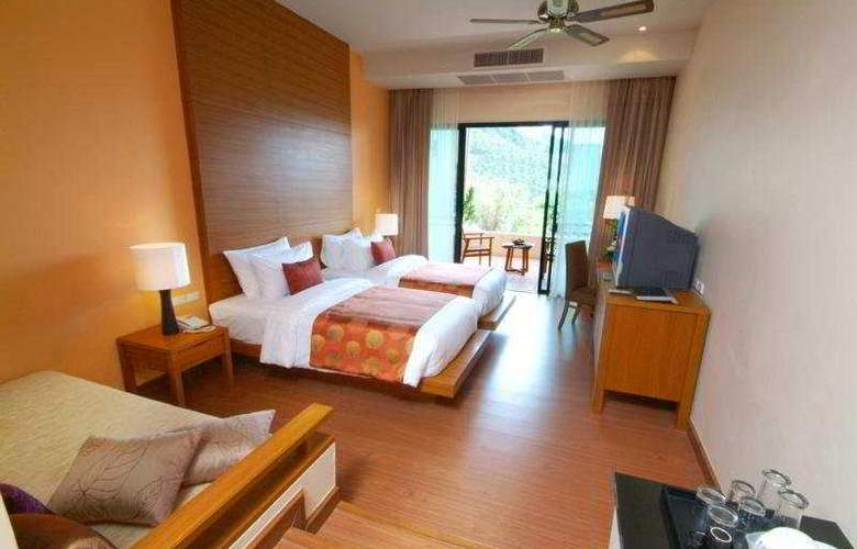 Aonang Cliff Beach Resort - Room - 6