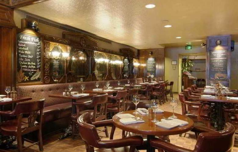 Fairmont Olympic Hotel Seattle - Restaurant - 2