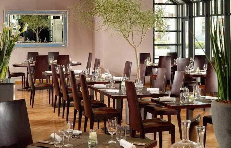 Swissotel Zurich - Restaurant - 10
