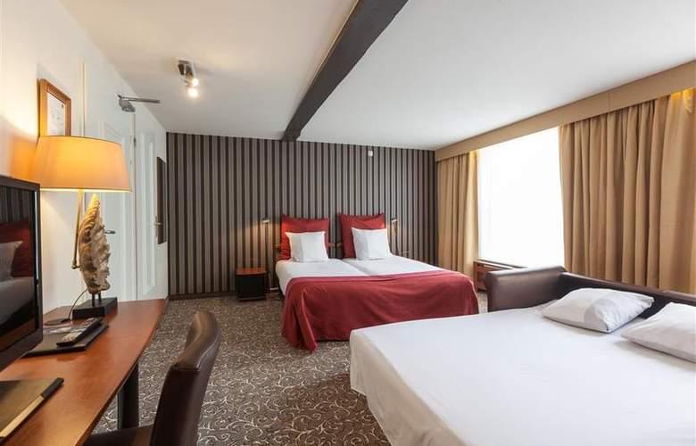 Best Western Museum Hotel Delft - Room - 22