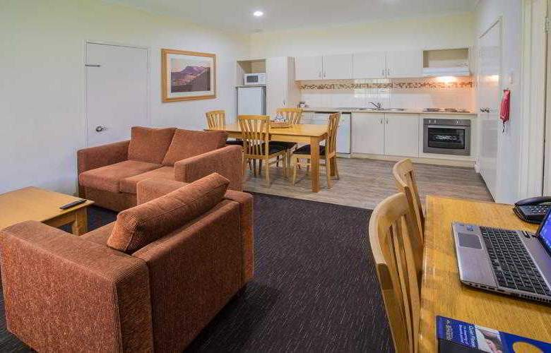 BEST WESTERN Karratha Central Apartments - Hotel - 19