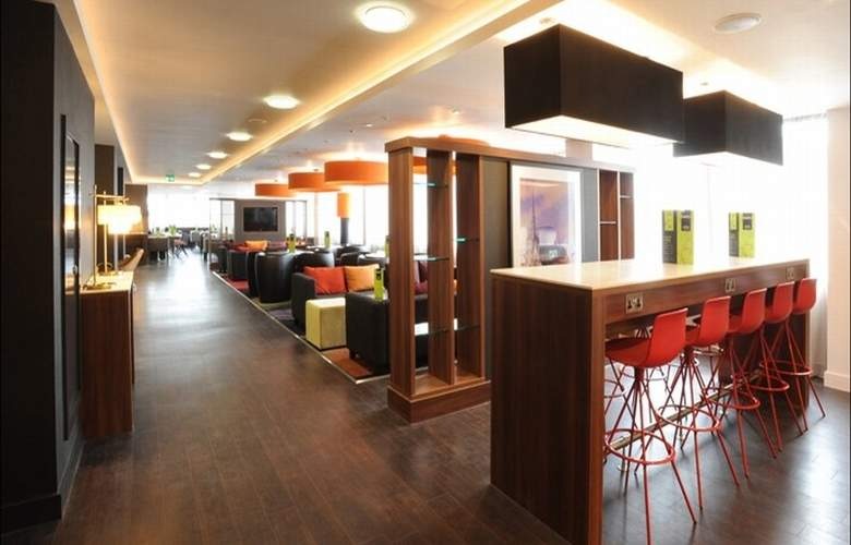Hampton by Hilton Birmingham Broad Street - Bar - 11
