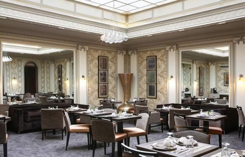 Best Western Hôtel Littéraire Premier Le Swann - Restaurant - 130