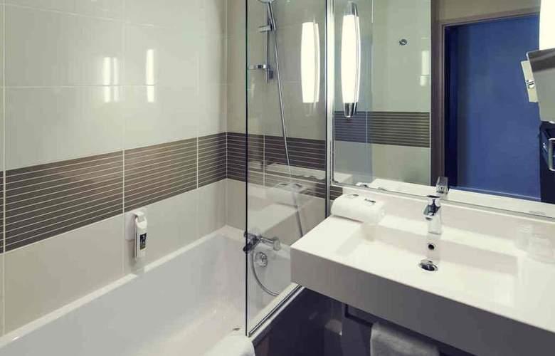 Mercure Beaune Centre - Room - 72