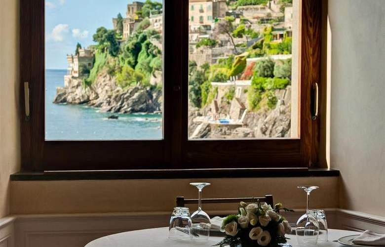 Ravello Art Marmorata - Restaurant - 17