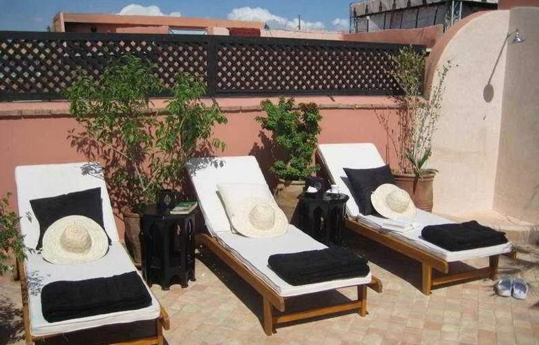 Riad Litzy - Terrace - 8