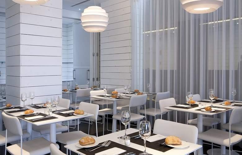 Zenit Conde de Orgaz - Restaurant - 30
