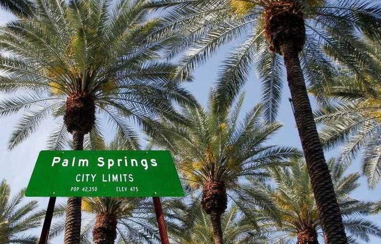 Best Western Inn at Palm Springs - Hotel - 52