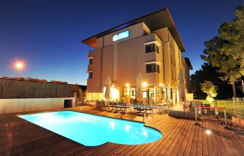 Best Western Hotel De L´Arbois - Hotel - 7