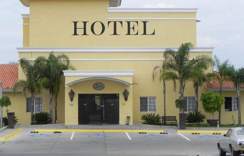 Hotel Zar Queretaro - Hotel - 7