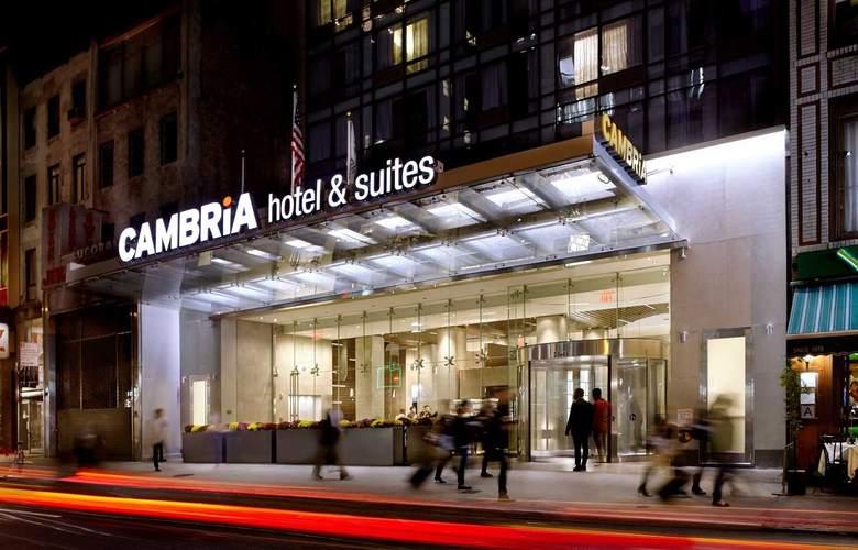 Cambria Hotel & Suites Times Square - Hotel - 0