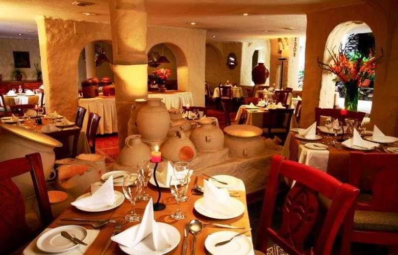 San Agustin Internacional - Restaurant - 10