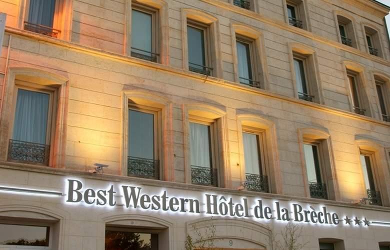 Best Western Hotel de la Breche - General - 1