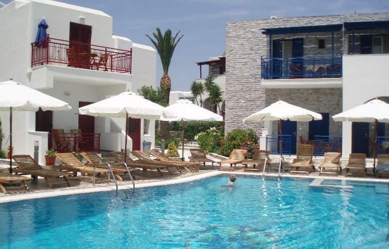 Katerina Hotel - Pool - 3