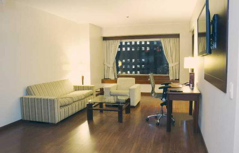 Crowne Plaza Tequendama Suites - Room - 10