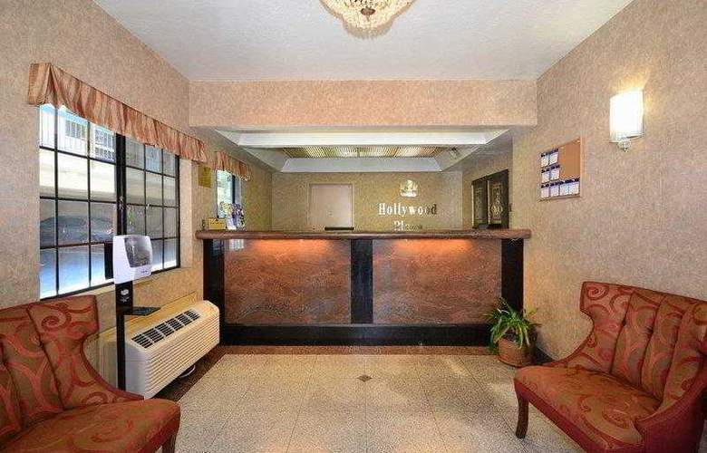 Best Western Hollywood Plaza Inn - Hotel - 16