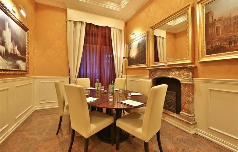 Best Western Hotel Felice Casati - Conference - 68