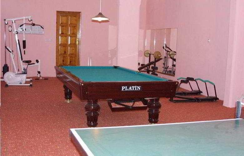 Saadet Hotel - Sport - 8