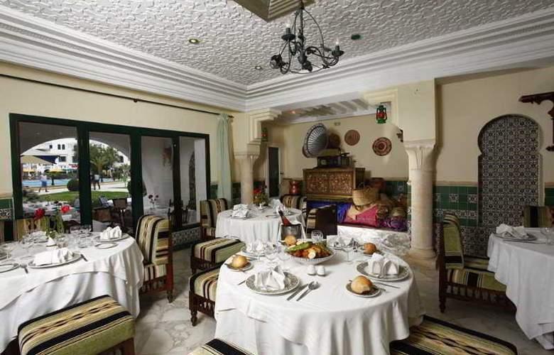 Les Maisons De La Mer - Restaurant - 2