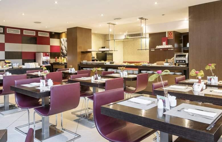 Ilunion Auditori - Restaurant - 4