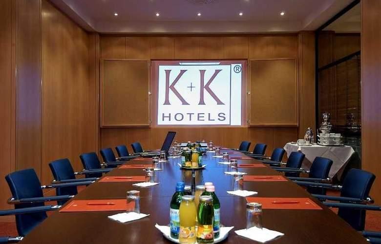 K + K  Hotel Opera - Conference - 2