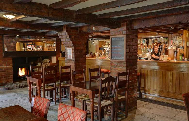Best Western Reading Moat House - Restaurant - 61