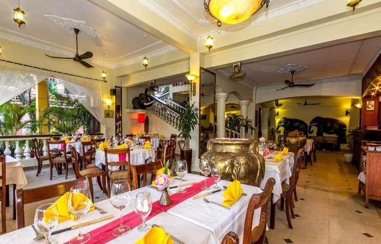 Terrasse Des Elephants - Restaurant - 34