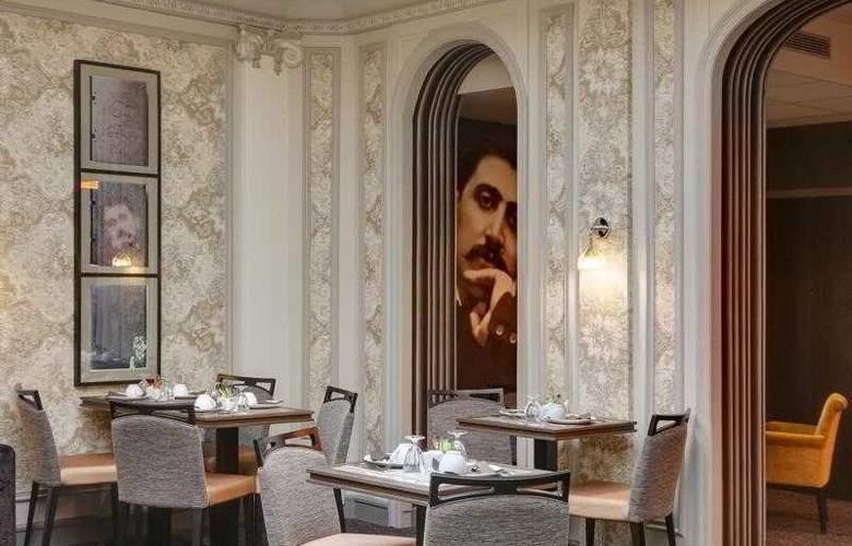Best Western Hôtel Littéraire Premier Le Swann - Hotel - 84