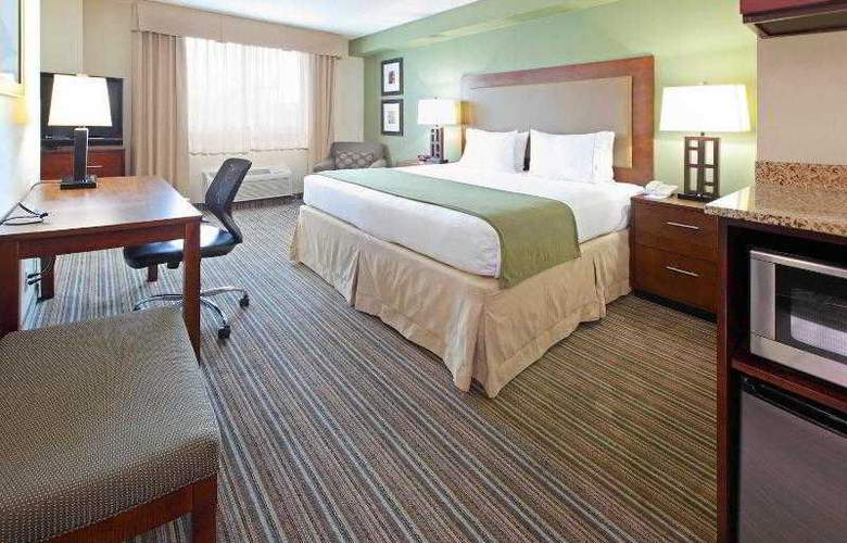 Holiday Inn Express & Suites Downtown Fort Worth - Room - 21